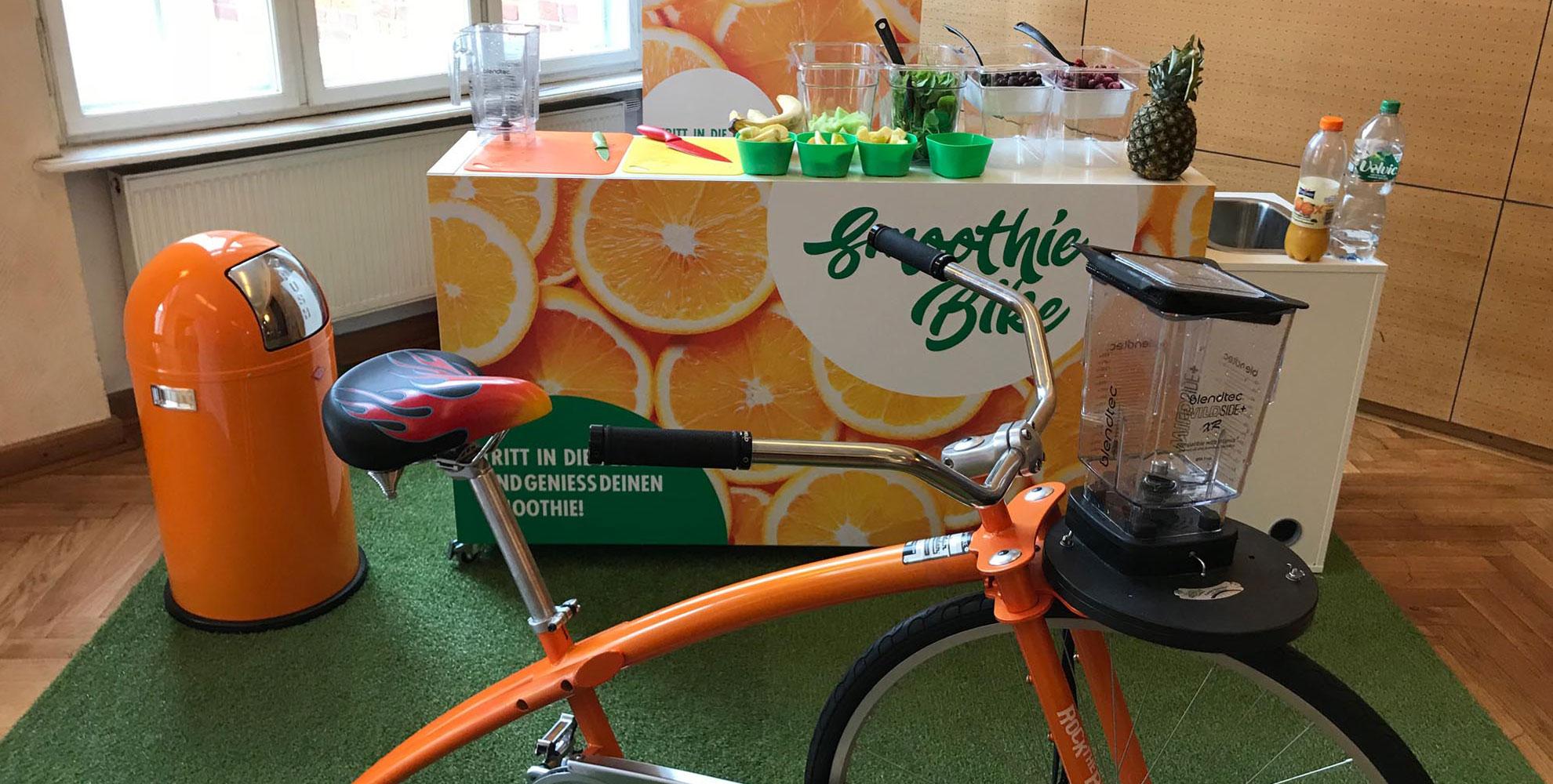 Smoothie-Bike