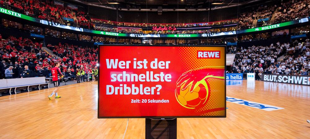 REWE-Dribbler